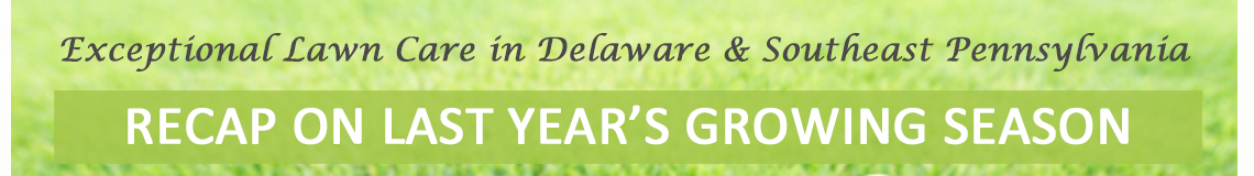 Exceptional Lawn Care in Delaware & Southeast Pennsylvania